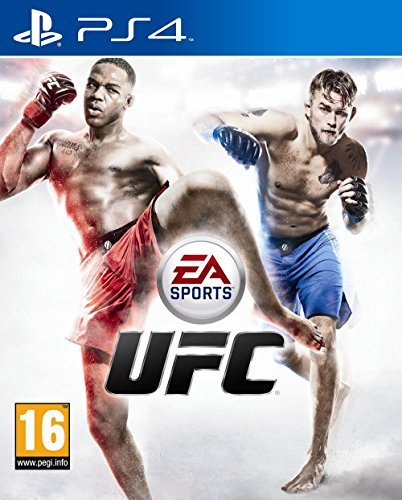 EA Sports UFC (PS4) by Electro...