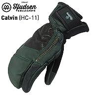 HUDSEN COLLECTIVE スノーボード グローブ HUDSEN COLLECTIVE  16-17 CALVIN  HC-11m フォレストグリーン  ハドソン コレクティブ  スノーボード グローブ S