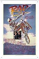 映画の金属看板 ティンサイン ポスター / Tin Sign Metal Poster Plate Decor of Movie J-MFC3903