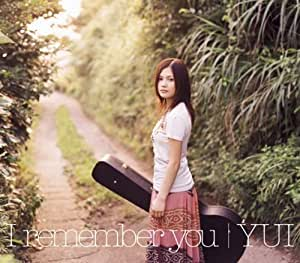 I remember you (通常盤)