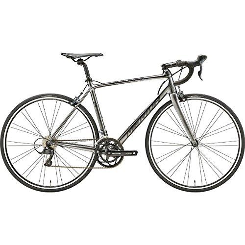 メリダ(MERIDA) ロードバイク SCULTURA 100 シルバー/ブラック AMS01447 44cm
