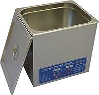 14L 商業用ステンレス超音波洗浄機 JPS-50A デジタルタイマーとバスケット パープルバイオレット