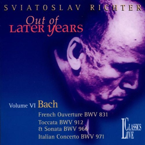 Bach: French Overture/Toccata
