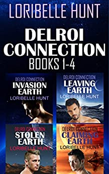 Delroi Connection: Books 1-4 by [Hunt, Loribelle]