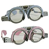 検眼枠 シンプルBC ケンガンワクシンプルBC ピンク PD52mm(24-2094-01-03)【1個単位】