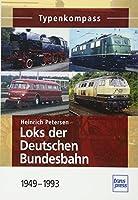 Loks der Deutschen Bundesbahn: 1949-1993