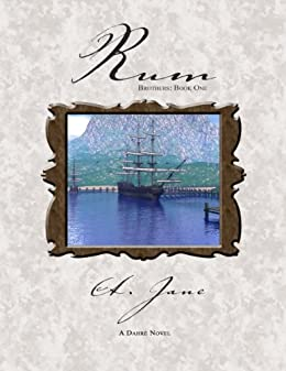 Rum (Brothers Book 1) by [Jane, A.]