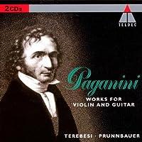 Paganini;Wks.Violin&Guitar