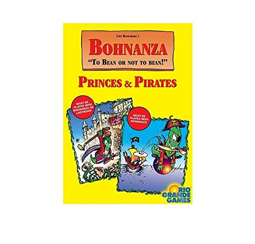 Bohnanza: Princes & Pirates (Expansion Set) [並行輸入品]