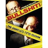 Penn & Teller Bullshit: Complete Fifth Season [DVD] [Import]