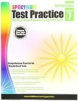 Test Practice Gr 7 [並行輸入品]