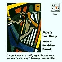 Mozart:Flute and Harp Concert.