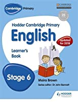 Hodder Cambridge Primary English: Learner's Book Stage 6