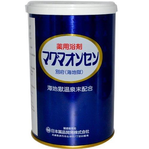 薬用浴剤マグマオンセン別府(海地獄)500g