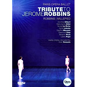 Tribute to Jerome Robbins [DVD] [Import]
