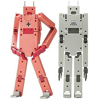 フレームアームズ・ガール 充電くん ARCHITECT & JINRAI Ver. 全高180mm NONスケール プラモデル