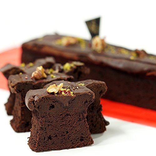 フォンダンショコラ 知る人ぞ知る 木更津の 有名店 アッシュプリュスの 高級 チョコレートケーキ