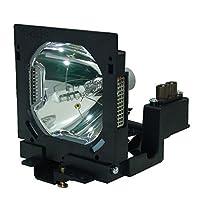 AuraBeam経済Sanyo plv-wf10bプロジェクタ用交換ランプハウジング