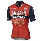 自転車ウェア 2017 Bahrain merida Mサイズ 半袖ジャージ メリダ