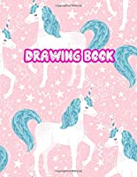 "Drawing Book: Large Sketch Notebook for Drawing, Doodling or Sketching: 110 Pages, 8.5"" x 11"" Sketchbook ( Blank Paper Draw and Write Journal ) - Cover Design 099273"