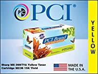 プレミアム互換機mx-36ntya-pci PCI SHARP mx-36ntya mx36ntyaイエロートナーカートリッジ