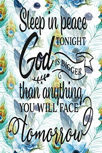 [画像:My Sermon Notes Journal: Sleep In Peace Tonight   100 Days to Record, Remember, and Reflect   Scripture Notebook   Prayer Requests   Blue Peacock Feather (Inspirational Verse & Quote)]