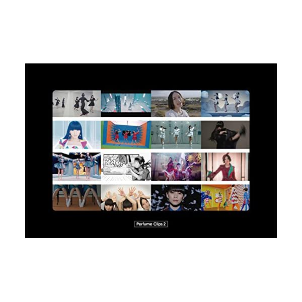 Perfume Clips 2(初回限定盤)[B...の商品画像