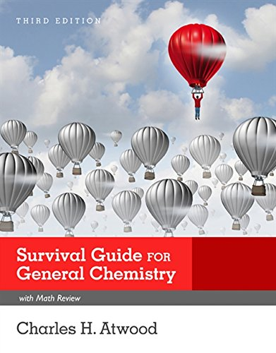 Download General Chemistry With Math Review Survival Guide 1305629566