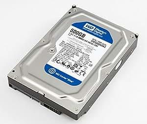 [WesternDigital] ウエスタンデジタル 3.5inch HDD 500GB SATA 7200回転 512セクター(非AFT)モデル WD5000AAKX