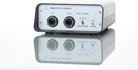 Rupert Neve Designs RNDI アクティブトランスフォーマーDIボックス【国内正規品】