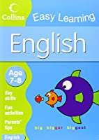 English (Collins Easy Learning Age 5-7)