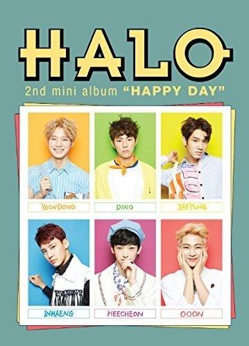 2ndミニアルバム - Happy Day (韓国盤)