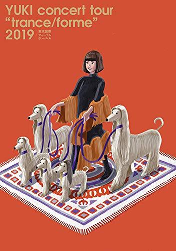 "YUKI concert tour ""trance/forme"" 2019 東京国際フォーラム ホールA (初回生産限定盤) (特典なし) [DVD]"