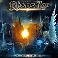 Ascending To Infinity by Luca Turillis Rhapsody (2012-07-03)