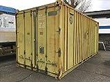 20フィートコンテナ US ARMY スチールコンテナ 貨物コンテナ ミリタリー サバゲー 倉庫 道具箱 工具箱 世田谷ベース 米軍 コンテナハウス