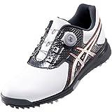 アシックス(asics) ゲルエース ツアー 2 BOA ゴルフスパイク TGN913 ホワイト/シルバー 26.0cm