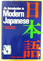 An Introduction to Modern Japanese