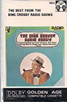 The Best From The Bing Crosby Radio Shows (Audio Cassette)