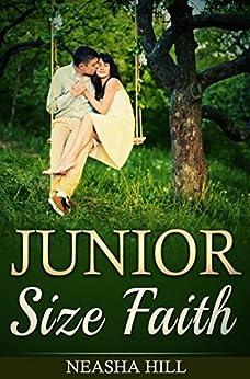 Junior Size Faith by [Hill, Neasha]