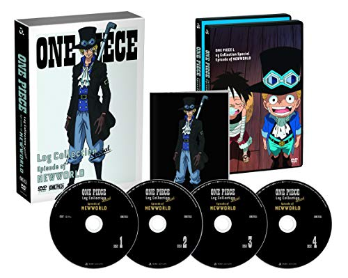 """ONE PIECE Log Collection Special""""Episode of NEWWORLD"""" [DVD]"""