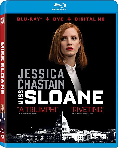 Miss Sloane/ [Blu-ray] [Import]