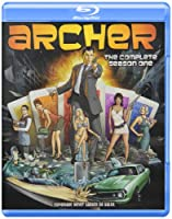 Archer: Season 1 [Blu-ray] [Import]