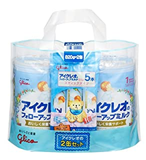 アイクレオのフォローアップミルク 820g×2缶セット(サンプル付き) (B00UWEMQUQ) | Amazon price tracker / tracking, Amazon price history charts, Amazon price watches, Amazon price drop alerts