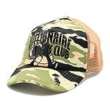 ビリオネアボーイズクラブ Billionaire Boys Club ARCH LOGO MESH HAT B16468