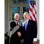 ワシントンD.C.にホワイトハウス2008年3月5日にジョン·マケイン上院議員とブッシュ大統領; 。 # 74 ファインアート プリント (20.32 x 25.40 cm)