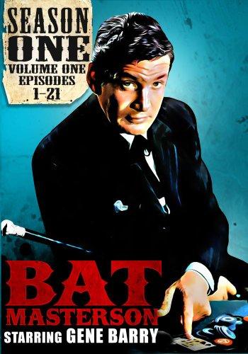 Bat Masterson: Season One - Volume One (Episodes 1-21) - Amazon.com Exclusive