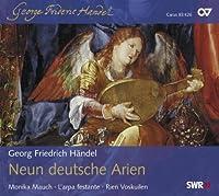 Handel/Mattheson: German Arias