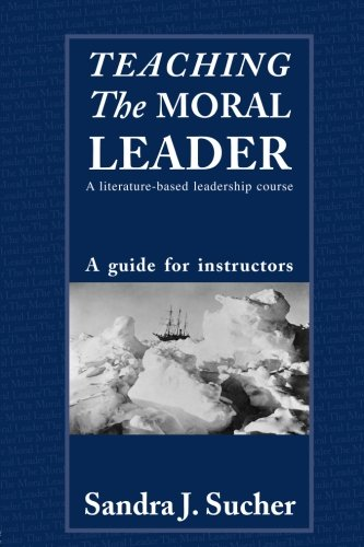 Download Teaching The Moral Leader 0415400651