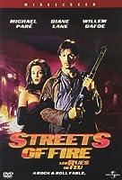 [北米版DVD リージョンコード1] STREETS OF FIRE / (WS)