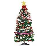 クリスマスツリー オーナメント セット NeQuare 贅沢な飾りセット付き